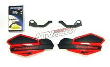 Powermadd Can-am Outlander Renegade Star Handguards Hand Guards Red Black