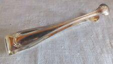 Christofle pince à sucre métal argenté sugar tongs