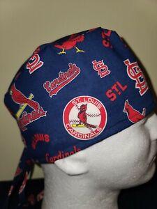 St.  Louis Cardinals - Surgical Scrub Hat - Unisex
