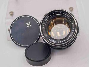 Auto Sears 55mm F1.4 M42 Screw Mount Prime Lens Mamiya/Sekor - Tomioka Optics