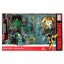 Hasbro Transformers Platinum RID Grimlock and Bumblebee - Exclusive