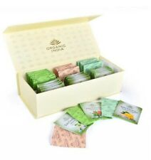 Organic India tea Cappa Gift Box 60 Tea Bags
