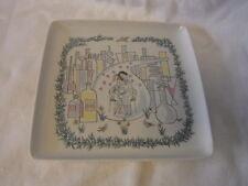Vintage German 50´s 60´s Peynet Rosenthal Plate #^2