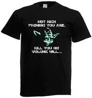 YODA RICH FRONING parody T-shirt - Any name available - CrossFit Star Wars