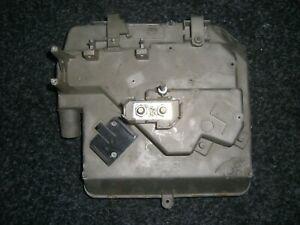 Gehäuse Steuergerät Cover ECU Renault 21 Turbo 129 kw Bj. 1988 R 21