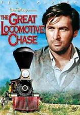 The Great Locomotive Chase Used - Very Good Dvd