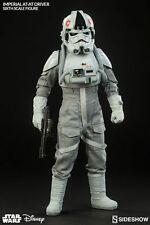 "Star Wars IMPERIAL AT-AT DRIVER 12"" Action Figure 1/6 Scale Sideshow Empire Hoth"