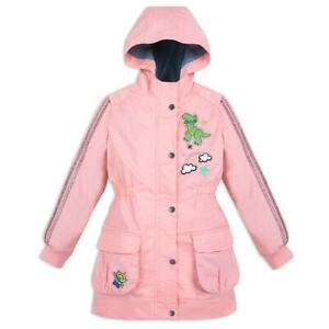 NWT Disney Store Toy Story Hooded Jacket Girls 5/6,7/8,9/10,11/12