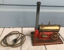 Antique Vintage Toy Weeden No. 43 Steam Engine  & Boiler