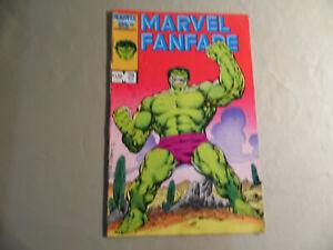Marvel Fanfare #29 (Marvel 1986) Free Domestic Shipping