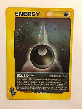 Pokemon Carte / Card DARKNESS ENERGY Holo VS