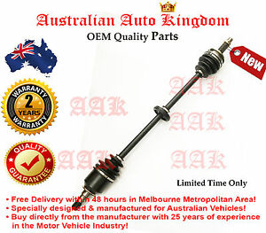 NEW CV DRIVE SHAFT FOR TOYOTA COROLLA ZRE182 2012 2013 2014 2015 2016 RHS