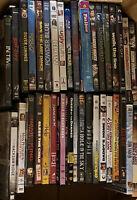 30 DVD LOT MOVIES COMEDY DRAMA HORROR FAMILY ACTION WHOLESALE VARIETY MYSTERY