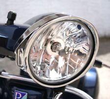 Vespa PX125 PX200 T5 Chrome Headlight Trim Ring Surround Bezel