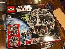 New Discontinued LEGO Star Wars Death Star 10188 - Retired Free Shipping
