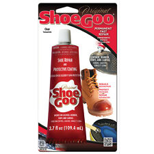 Shoe Goo Clear 3.7 Oz Footwear Adhesive Repair Protective Coating