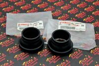 2 X New Yamaha Banshee 350 Airbox Rubber Boots Oem Factory Stock 1987-2006