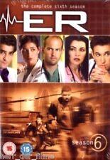 ER (EMERGENCY ROOM), Staffel 6 (Season 6), 3 DVDs NEU+OVP U.K.