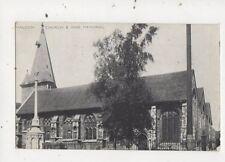 Maldon Church & War Memorial Vintage Postcard 794a