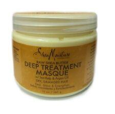 Shea Moisture Raw Shea Butter Deep Treatment Masque Mask 340g