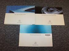 2003 Mercedes Benz C230 Kompressor C-Class Sportscoupe Owner Operator Manual Set