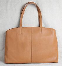 Women's Real Genuine Leather TOTE Celebrity Shoulder Handbag Large Casual Bag
