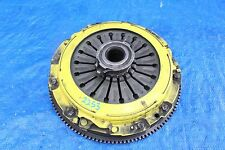 2007 07 SUBARU IMPREZA WRX STI ACT 6 SPEED CLUTCH & FLYWHEEL EJ257 GD7 #2253