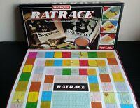 Vintage Waddingtons Ratrace Board Game 1984 100% Complete VGC