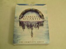 Stargate Atlantis: The Complete Series Blu-ray
