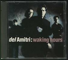 DEL AMITRI Waking Hours 1989 USA CD ALBUM A&M RECORDS MINT FREEPOST WORLDWIDE