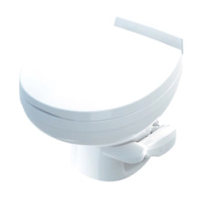Light Weight Aqua-Magic Residence Low Profile, White RV Toilet - Thetford 42170