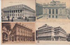 THEATRE BUILDINGS 172 Vintage Postcards pre-1940 Mostly France