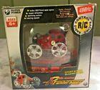 Radio Control Mini Red Stunt Racer Twister Buggy Car Wheelies Action