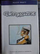 I CLASSICI DEL FUMETTO Repubblica - CORTO MALTESE Hugo Pratt 2003   [G336]