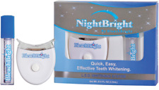 Bleachbright Nightbright At Home L.E.D. Teeth Whitening System