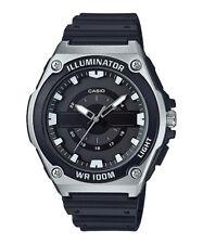 Casio MWC100H-1AV Men's Youth Series Standard Analog Iluminator Light Watch