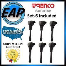 For FX35 M35 350Z Altima Maxima Murano 3.5L Direct Spark Plug Ignition Coil SET