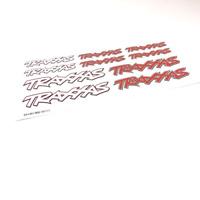 Traxxas Stickers Part# TRA6813