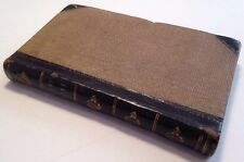 Poetry Of The Bible, Poetical Translations Of Sacred Scriptures, 1819 Antique