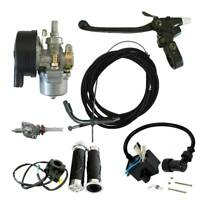 80cc Motorised Bike Carb/Carburetor Kit--2 Stroke Gas Engine Motorized Bicycle