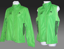 adidas Vintage Virgin 2011 LONDON MARATHON Womens Supernova Jacket - Gilet XL