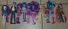 My Little Pony Equestria Girls Lot Of 10 Dolls LOOK!!