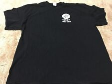 Zac Brown Band 2016 Black Out The Sun Tour T-shirt Graphic on Front worn XL