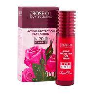BioFresh REGINA FLORIS Protecting Face Serum SPF 20 40ml With Natural Rose Oil