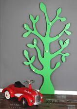 Wandgarderobe »Baum« grün, Garderobe, Wanddeko Höhe. 150 cm