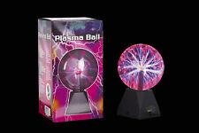 Sensible al tacto Bola De Plasma Plasma Globo sonido activado o constantemente de