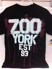 Zoo York Shirt T-Shirt shirt Small Men Mens Fashion Short Sleeve Est 1993 New
