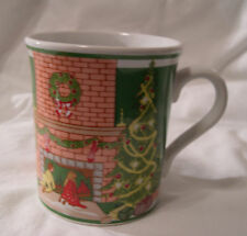 Crown Trent Santa's Here England Coffee Cup Mug