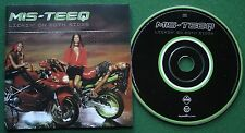 Mis-Teeq Lickin' on Both Sides inc Nasty & One Night Stand + CD