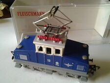 LOCOMOTORE PER CREMAGLIERA delle Ferrovie Edelweiss art.  4305 Fleischmann sc.h0